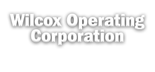Wilcox Operating logo text